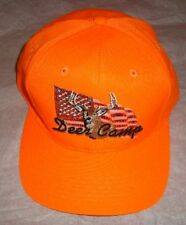 DEER CAMP USA SPORTS BALL CAP HAT NEW WITH TAG