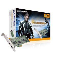 New Avermedia DarkCrystal HD Capture Pro C027 Record 1080i Video Game HDMI