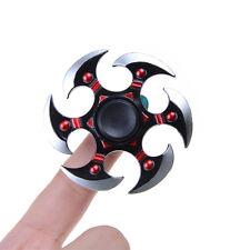 New Hand Spinner Finger Fidget Metal Hybird Bearing Gyro EDC Focus Desk Toy PL