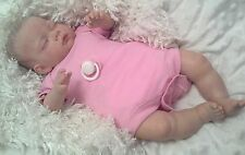 REBORN BABY GIRL Child friendly NEWBORN DOLL fake babies Reduced price