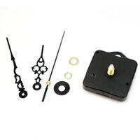 CW_ Silent Wall Clock Quartz Movement Mechanism Hand DIY Replacement Part Set Fi