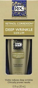 Roc Retinol Correxion Deep Wrinkle Serum 1 oz