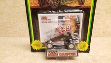 1993 Racing Champions 1:64 Doug Wolfgang World of Outlaws Sprint Dirt Car #49