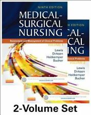 Medical-Surgical Nursing - 2-Volume Set : Assessment and Management of Clinical