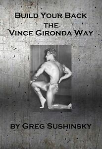 Build Your Back the Vince Gironda Way - bodybuilding