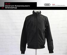 Audi quattro Jacke Herren Schwarz 313190080 Übergang Polyester