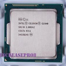 Intel Celeron Dual-Core G1840 Processor 2.8 GHz LGA 1150/Socket H3 CPU 53W