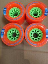 Longboard Wheels. Orangatang Kegel Longboard Wheels - Orange 80mm