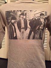 Rare 85 The Smiths Morrissey Tour Shirt Sz M Bauhaus Order OMD INXS Cure New Joy