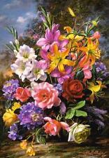 Castorland Puzzle A Vase Of Flowers Albert Williams 1000 Pcs #C-103607