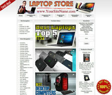 Fully Stocked Computer Make Money Affiliate Online Business Website For Sale