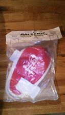 Gold Line Elbow Arm Guards Pads Large Red OG Vintage NOS Old School BMX bikes