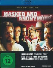Masked and Anonymous , Blu-Ray , new , 100% uncut and remastered , Bob Dylan