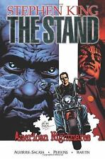 "Stephen King ""The Stand"" American Nightmares Graphic Novel Hardcover"
