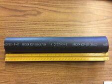 2 NEW RAYCHEM WCSF-500 12 inch 38/13 HEAT SHRINK TUBING W/SEALANT