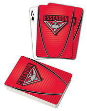 AFL Essendon Bombers Aussie Rules Deck Playing Cards Poker Cards Xmas Gift