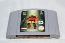 Body Harvest N64 Europe PAL Version Does not Play on North American N64 Systems