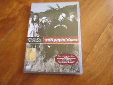 POD Still Payin Dues DVD LIMP BIZKIT PAPA ROACH KORN NO LP CD