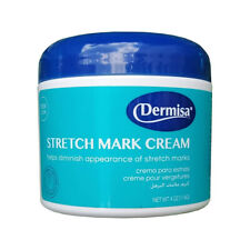 Dermisa Stretch Mark Repairing Cream. Pregnancy Marks & Scars Removal. 4 Oz