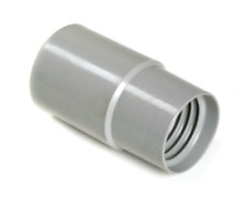 More details for carpet cleaning hose cuff 1 1/2 inch threaded to 2