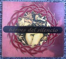 HÉROES DEL SILENCIO DIGI ORIGINAL EL DUENDE EN MADRID NMINT COMPLETO RARO 1993