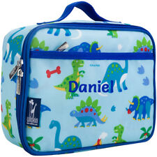 Personalised Dinosaur Kid Lunchbox,Personalised Dinosaur Kid Lunch Bag
