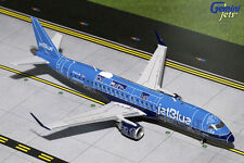 GEMINI JETS  JETBLUE AIRWAYS ERJ-190  BLUE PRINT LIVERY 1:200 DIE-CAST G2JBU661