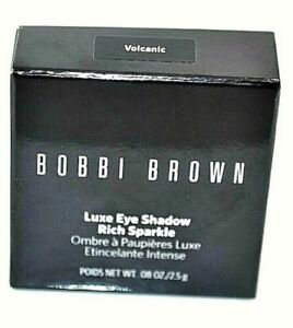 Bobbi Brown Luxe Eye Shadow Rich Sparkle Shimmer-Volcanic-0.08 oz