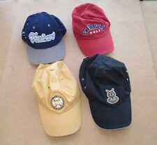 6f06254004d New ListingPack of 4 Callaway PGA St Andrews Turnberry Scotland Golf Golfing  Strapback Hat