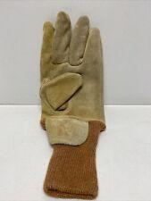 Wildland Firefighter Glove Left Only Nubuck Leather Firefighting Size Medium