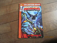 PETIT FORMAT BD COMICS COLLECTION IMAGE tome 5 wildstorm rising  1997 semic