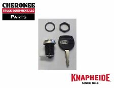 Knapheide 26101089, Replacement Lock & Key Kit for Slam Latches, Key Code 0005