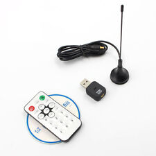 Mini USB DVB-T Digital TV HD Receiver Tuner Stick OSD MPEG-2/4 For Laptop PC New