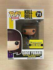Funko Pop! Movies: Kill Bill - Bloody Gogo Yubari Entertainment Earth Excl #71