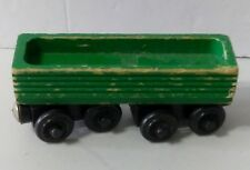 Thomas & Friends Wooden Railway Train Henry's Log Car 2001 Learning Curve RARE!