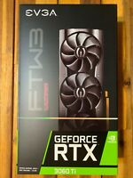 EVGA GeForce RTX 3060 Ti FTW3 ULTRA GAMING 08G-P5-3667-KR NEW FREE SHIPPING