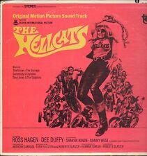 Biker LP  HELLCATS - Original Motion Picture Soundtrack  OST TOWER ST 5124