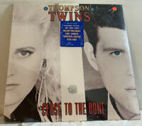 Thompson Twins – Close To The Bone LP 1987 Arista  SEALED W/ HYPE STICKERS NM