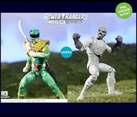 Power Rangers Lightning Collection Mighty Morphin Green Ranger Z Putty Patroller