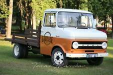 Opel Blitz 1968 classic truck old vintage foodtruck advertising coe