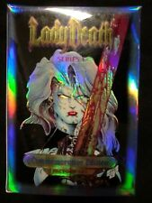 Lady Death Series 1 Factory Set Krome 1994 105 Card Set New