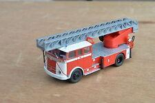 """H0 1:87 Heico HC2009 Pompier DL 30 """"Metz""""La Famille Pullman"""".OVP nouveauté"""
