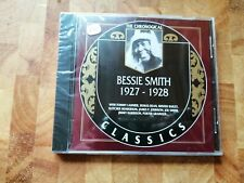 Bessie Smith - The Chronogical Classics 1927-1928 - CD (1996)