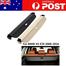 Car Rear Trunk Cargo Cover Security Shade For BMW X5 E70 2008-2016 2015 2014