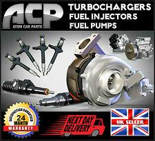 Turbocharger 710415 for BMW 525 d (E39). Vauxhall Omega B 2.5 DTI. 150/163 BHP.