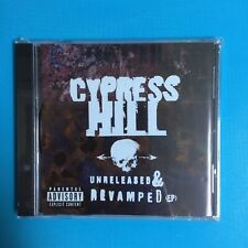CYPRESS HILL - Unreleased & Revamped - 1996 RARE NEW SEALED