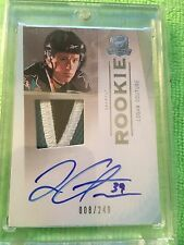 Logan Couture The Cup 3 Color Rookie Auto Patch/249