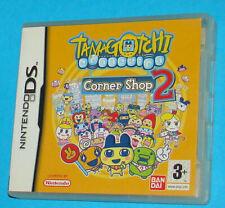 Tamagotchi Connexion Corner Shop 2 - Nintendo DS NDS - PAL