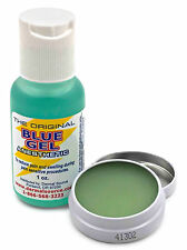 Lidocaine Blue Gel Tattoo Numbing Topical Anesthetic 1oz With Aftercare Cream