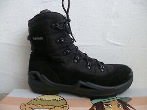Lowa Stiefel Winterstiefel Boots Stiefeletten RUFUS GTX schwarz NEU